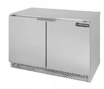 Continental Designer Work Top Refrigerator 67'' UC48 by Value Line (Image #1)