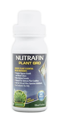 Nutrafin Plant Gro Iron Enriched, 4.1-Ounce by Nutrafin