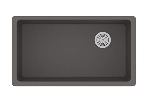 Winpro Gray Granite Quartz 33