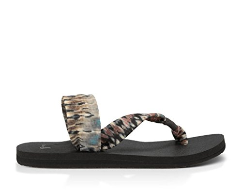 Sandals Purple Dusty Sanuk Sling Yoga It Multi Womens On zFzwOP
