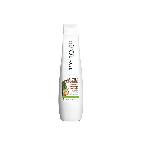 BIOLAGE 3Butter Control System Conditioner For Unruly Hair, 13.5 Fl. Oz.