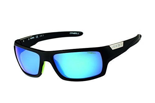 O'Neill Barrel 104P Men's Polarized Wrap Sunglasses, Matte - Sunglasses Oneill