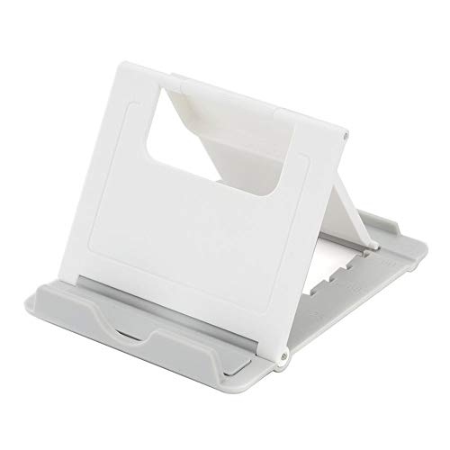 Easel Stand Plastic Mini Adjustable Table Easel for Art Painting Drawing Display Number Card Note Holder for 5-10inch Tablet Stand