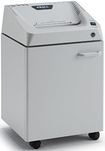 Kobra 240.1 C4 Auto Oiler Cross Cut Shredder; Shredding Capa