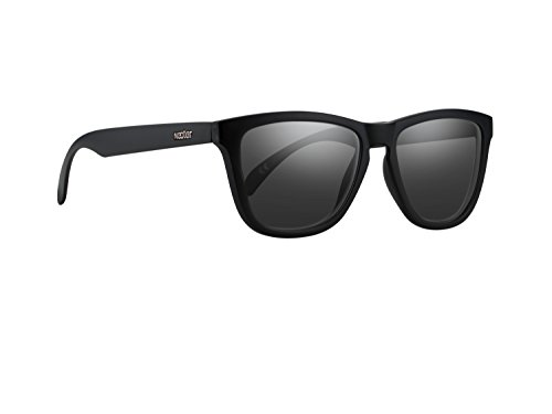 Nectar Sunglasses Coltic Sunglasses Black Frame Black Lens, Black Frame/Black - Brands Sunglasses Skateboard
