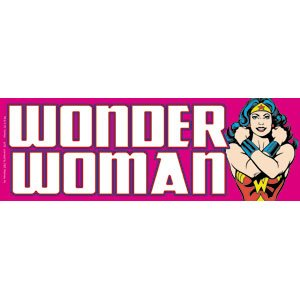 C&D Visionary DC Comics Originals Wonder Woman Logo Strip St