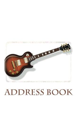 ADDRESSBOOK - Guitar pdf epub