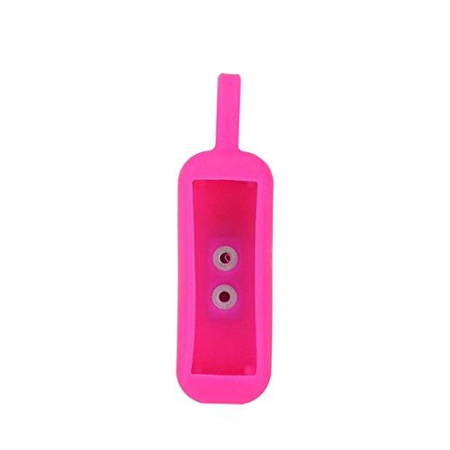 Bescita Magnetisch Clip Silikon Tasche Halterung für Fitbit Alta Activity Tracker heiß rosa qeIIthIS5Z