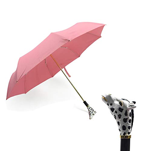 f10254345 Efuture Windproof Animal Giraffe Shape Handle Folding Umbrella For Gift And  Rain Outdoor Use Big Umbrella