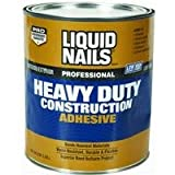 Liquid Nails LN-903G Gallon Heavy Duty Adhesive