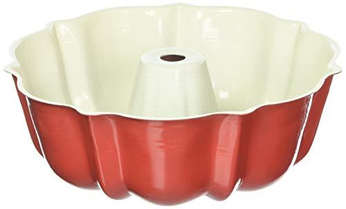 Nordic Ware 51322RD 6-Cup Bundt Pan, Multicolor
