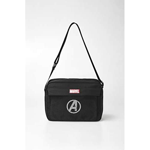 MARVEL AVENGERS SHOULDER BAG & POUCH BOOK 付録