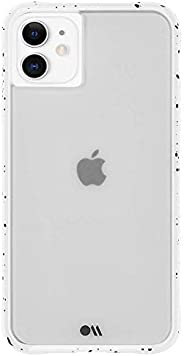 Case-Mate - iPhone 11 Case - Tough Speckled - 6.1 - White