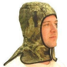 (Anchor Heavy Duty Serpa Lined Camouflage Winter Liner with Extra Long Neck Design (Pack of 72) - 600cf arctic camowinter liner by Anchor)