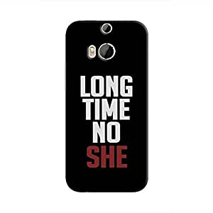 Cover It Up - Long Time No She One M9 Plus Hard Case