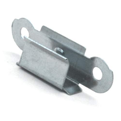 4 clip di fissaggio per piastra di vetro Ultimaker UM2.