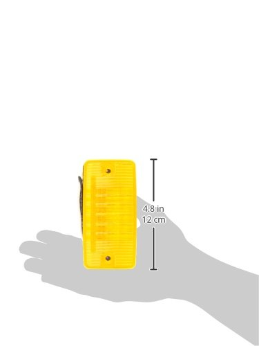 Grote 47063 Yellow SuperNova Flush-Mount LED Cab Marker Light