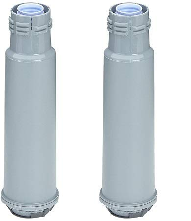 Pack White 2- XP5240 XP5280 XP5620 EA82 and EA9000 KRUPS F088 Water Filtration Cartridge Precise Tamp Espresso Machines Fully Automatic Machines for XP5220