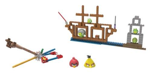 K'NEX Angry Birds All Hams On Deck Building