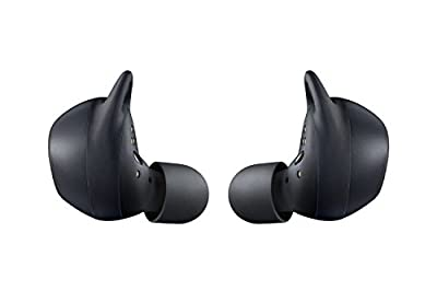 Samsung Gear IconX (2018 Edition) Cord-free Fitness Earbuds (US Version with Warranty) - Grey