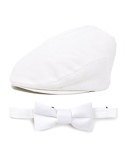 baby-driver-cap-and-bow-tie-sets-nb-42-cm-0-6m-white-driver