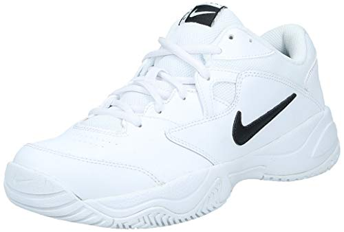 NIKE Men's Nike Court Lite 2 Shoe, white/black – white