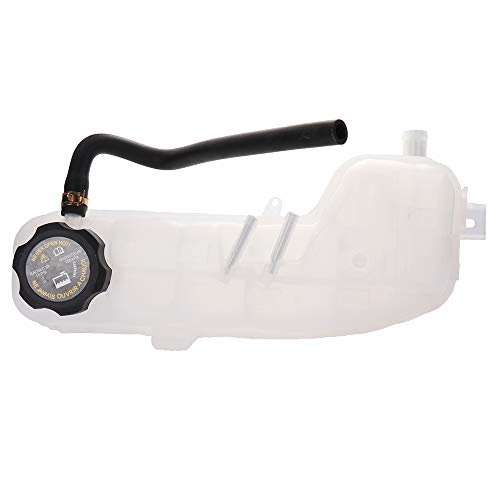 cciyu Coolant Tank Reservoir Fits for 1999-2005 Chevrolet/Pontiac 1999-2004 Oldsmobile 22712361 16607497