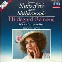 Berlioz: Nuits d'Ete / Ravel: Sheherazade