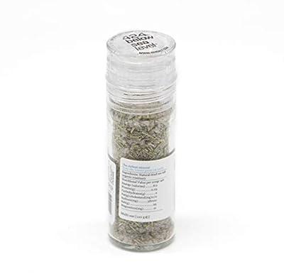 Salt & Organic Rosmary Gourmet Salt From The Dead Sea 3.87oz / 110 grams