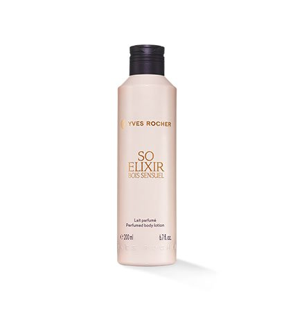 Yves Rocher Perfumed Lotion So Elixir Bois Sensuel (Yves Rocher Elixir)