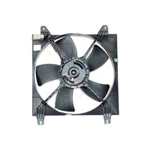 TYC 601050 Suzuki Replacement Radiator Cooling Fan Assembly