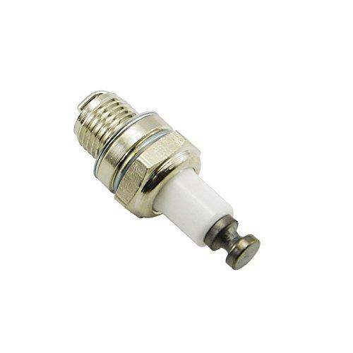 Goliton® cm-6 cm6 Bujía para Motor de Gas como da controlado por Radio, DLE, W - Color Blanco: Amazon.es: Electrónica