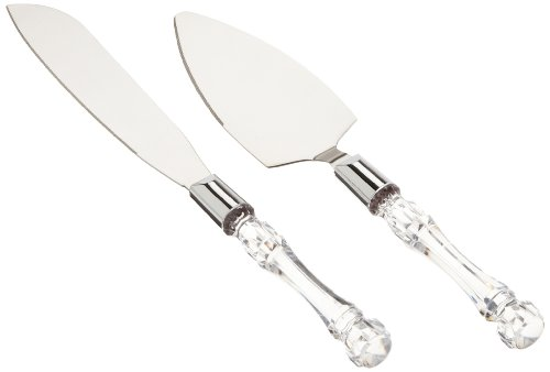 - Wilton 120-840 Crystal Cut Serve Set