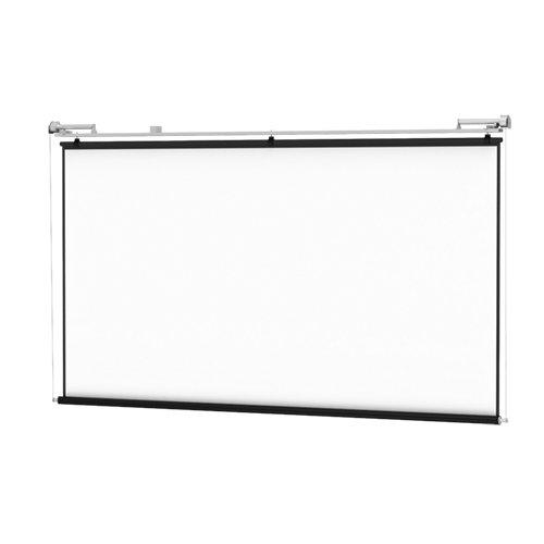 Scenic Roller Manual Screen (Motorized Scenic Roller Matte White 30