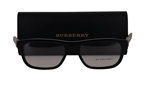 Burberry BE2197 Eyeglasses 53-17-145 Shiny Black 3001 BE - Sale Cheap Burberry