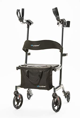The UPWalker Lite is a smaller, lighter, lower-priced version of the original UPWalker, especially well-suited for indoor use. Designed to maneuver in tighter spaces and for users who might be challenged by a heavier walker. Weighing just 15.5 pounds...