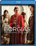 Cover Image for 'Borgias: The First Season , The'
