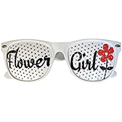 Unik Occasions Bridal Party Wedding Party Sunglasses (Flower Girl)