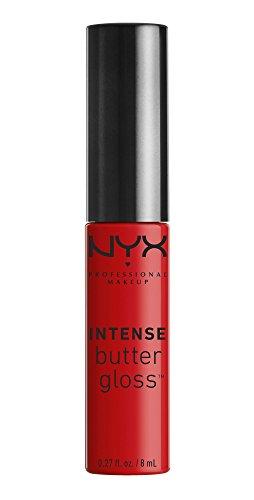 NYX PROFESSIONAL MAKEUP Intense Butter Gloss, Apple Crisp, 0.27 Ounce