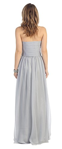 Festkleid Hochzeitskleid Lang Kleid Brautkleid Abendkleid Boho Chiffon Creme Abiballkleid Standesamtkleid Creme XtTWRq