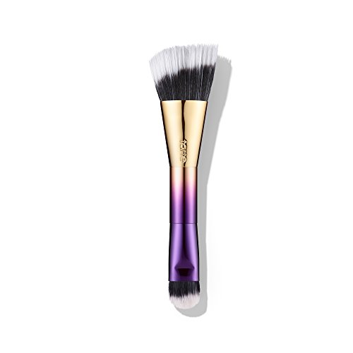 Double Cheek Contour Brush (tarte cosmetics double-ended highlighter brush)