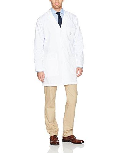 (Carhartt Ripstop Men's Lab Coat, White, X-Large)