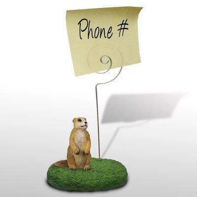 Conversation Concepts Prairie Dog Memo Holder (Set of 3) by Conversation Concepts