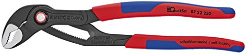 Cobra Quick Set - Knipex 87 22 250 SBA 10