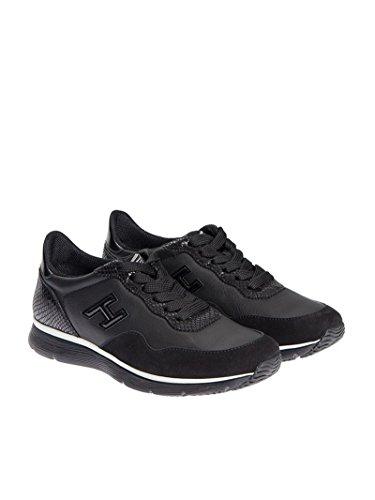 Hogan Sneakers Donna HXW2540W570ESRB999 Pelle Nero