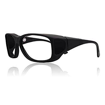Fitover Radiation Glasses - Leaded Protective Eyewear