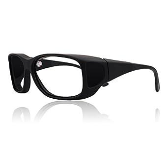 0e2003ba824e Fitover Radiation Glasses - Leaded Protective Eyewear  Amazon.com   Industrial   Scientific