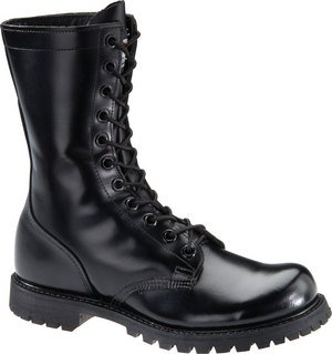 Corcoran Men's 10 Inch Plain Toe Work Boot,Black,11 M US