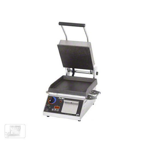 """Table Top King star (GR10IE) - 16"""" Smooth Pro-Max Sandwich Grill"""