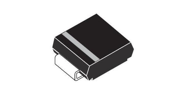 Transient Voltage Suppressors Transil 100 pieces TVS Diodes